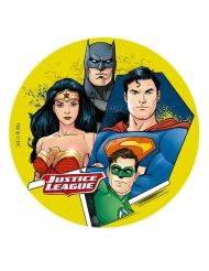 Disco di zucchero Justice League™ 16 cm