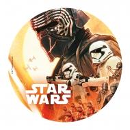 Disco di ostia blu Star Wars™ 20 cm