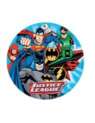 Disco di ostia Justice League™ 20 cm