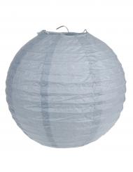 2 lanterne color grigio 20 cm