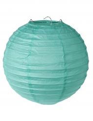 2 lanterne color menta 20 cm