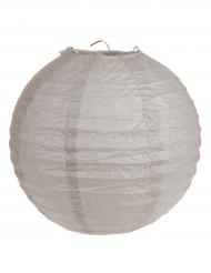 2 lanterne color tortora 20 cm