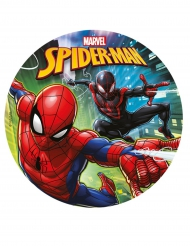 Disco di zucchero Spiderman™ 20 cm
