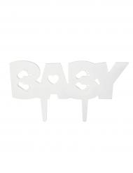 Decorazione per torta da personalizzare Baby