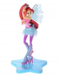 Statuina per dolci in plastica Winx™ Bloom™