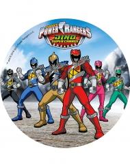 Disco in ostia Power Rangers ™ 21 cm