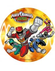 Disco in ostia Power Rangers™ 21 cm