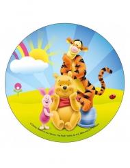 Disco di ostia Winnie The Pooh™ con i suoi amici 21 cm