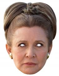 Maschera Star Wars™ in cartone Principessa Leila