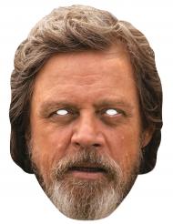 Maschera Star Wars™ in cartone Luke Skywalker