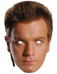 Maschera Star Wars™ in cartone Obi Wan Kenobi
