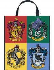 Busta regalo in plastica Harry Potter™ 33 x 28 cm