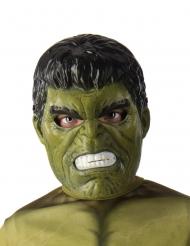 Mezza maschera Hulk™ per bambino