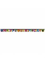 Ghirlanda Happy Birthday Smiley World™