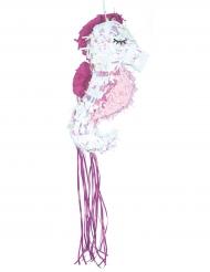Pignatta cavalluccio marino iridescente