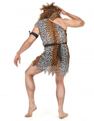 Costume da cavernicolo per adulti-2