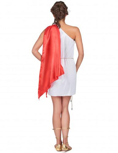 Costume per donna dea romana-1