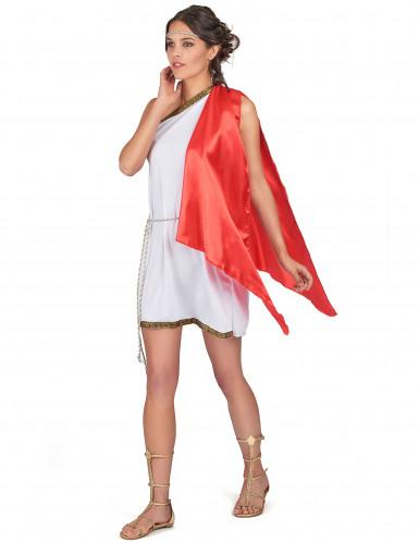 Costume per donna dea romana-2
