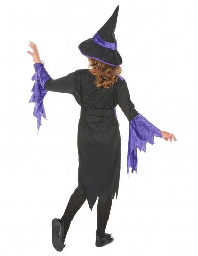Costume da strega per Halloween da bambina-2