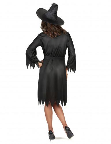 Costume da strega donna Halloween-1