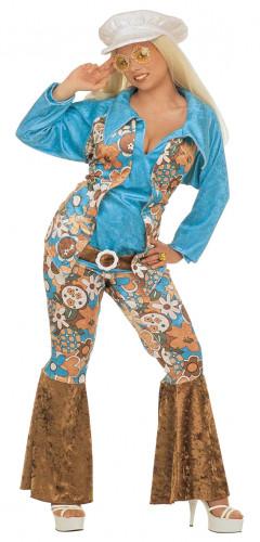 Costume da hippie a fantasia per donna