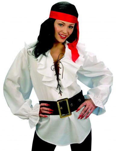 Camicia da pirata per donna