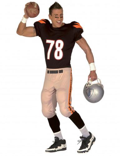 Costume da giocatore di football americano