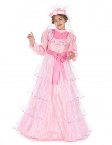 Costume da principessa per bambina