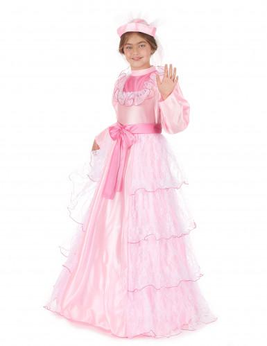 Costume da principessa per bambina-1