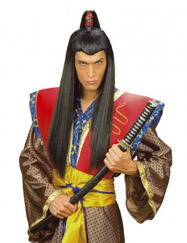 Parrucca samurai adulto