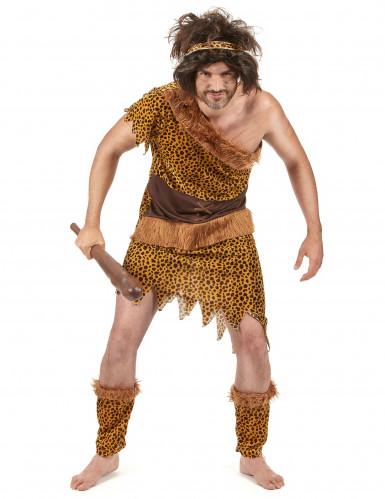 Costume per adulti da uomo delle caverne