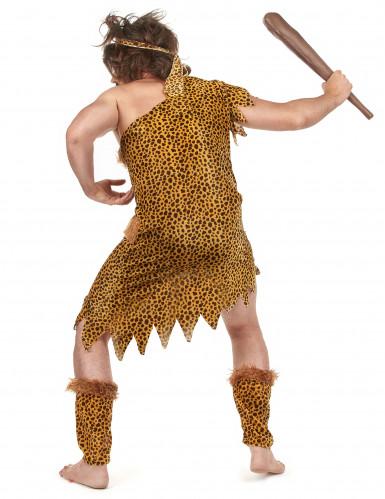 Costume per adulti da uomo delle caverne-2
