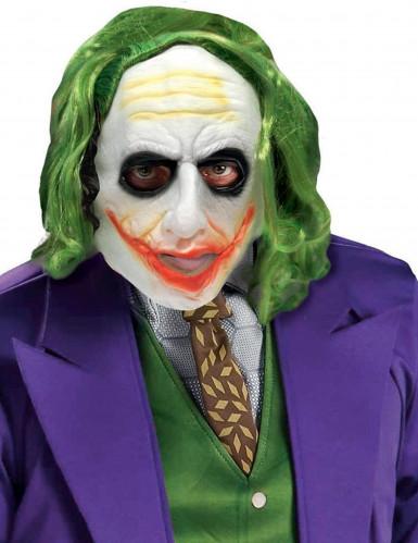 Maschera ufficiale deluxe da Joker™ per adulto