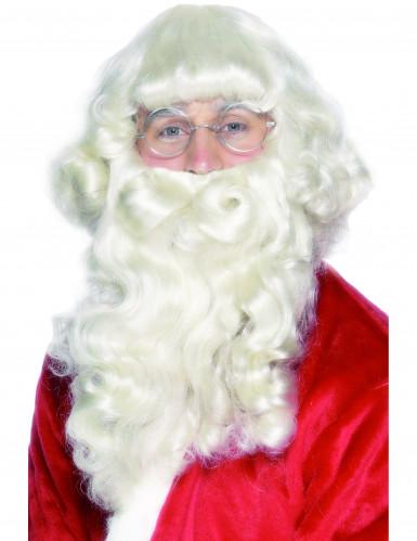 Barba realistica da Babbo Natale