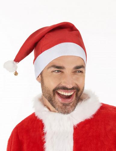 Berretto di Babbo Natale per adulto-1