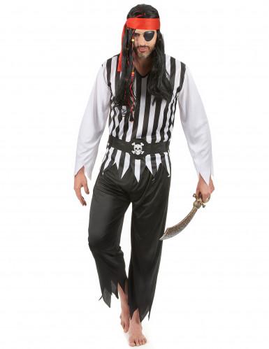 Costume uomo da pirata