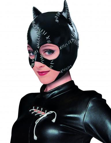 Maschera Catwoman da adulto