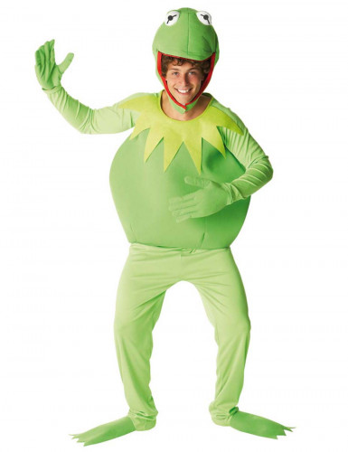 Costume da Kermit Muppets Show™ per uomo