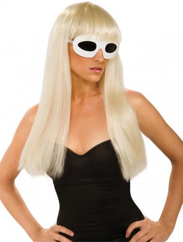 Parrucca da Lady Gaga™ per donna