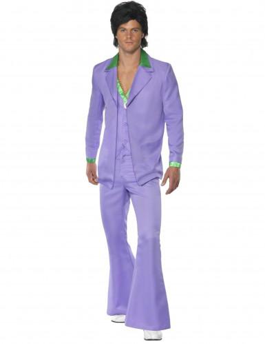 Costume stile disco anni 70 uomo