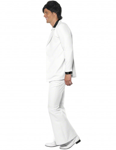 Costume bianco uomo tema disco-1