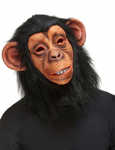 Maschera scimmia adulto