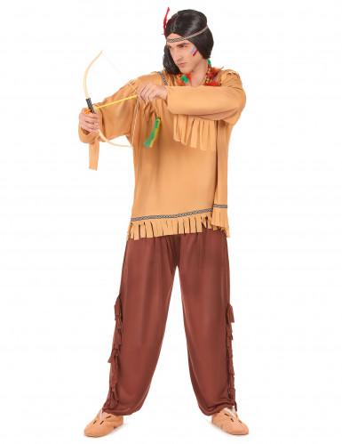 Costume da indiani per coppia-1