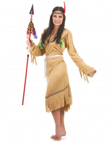Costume da indiani per coppia-2