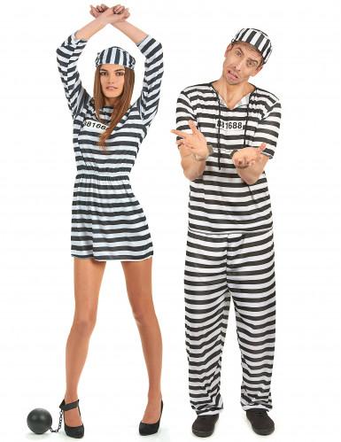Costume coppia di prigionieri
