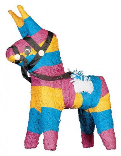 Pentolaccia multicolore cavallo