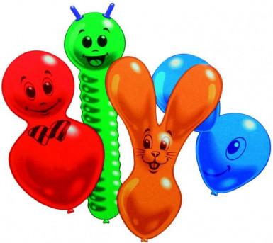 Palloncini gonfiabili a forma di animali