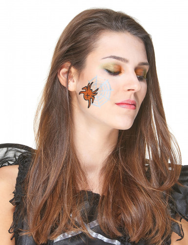 Trucco glamour e tatuaggi per Halloween-1