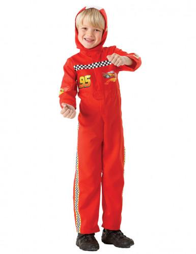 Costume Saetta Mc QueenDisney Pixar Cars per bambino
