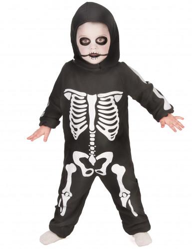 Costume da scheletro per bambino